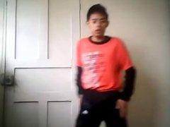18 years vidz old boy  super masturbation on webcam
