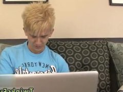 Cute emo vidz teens gay  super sex movies This time he's tormenting Dean Holland and