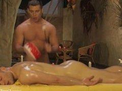 Gay Anal vidz Massage Lovers