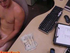 Straight pawnshop vidz amateur cocksucked  super for cash