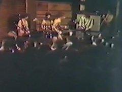 Henry orgasme vidz op het  super podium Erotic kampioen 2