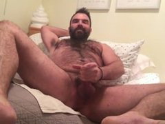 Hairy Daddy vidz Cums for  super Me