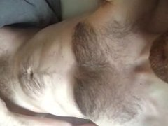 Hairy Hunk vidz Cums Twice