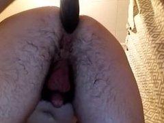 Big black vidz dildo