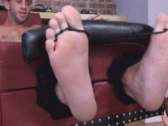 Stripper Francis vidz Tickled