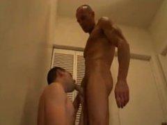 Daddy finds vidz son a  super job