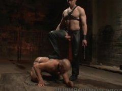 Brutal Flogging vidz And Nipple  super Twisting