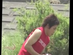 hunk japanese vidz 5 cum  super shot