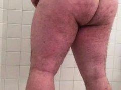 urso gozando vidz no banho