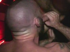 IN THE vidz FLESH -  super Scene 4 - Jorge Ballantinos Gangbang