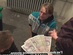 CZECH GUYS vidz - they  super would do anythyng for money