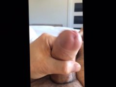 Foreskin uncut vidz morning masturbation  super jerk off cumshot