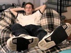 Young gey vidz gay porno  super Jarrod Teases And Strokes