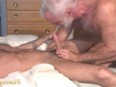Muscle Daddies vidz Allen Silver  super and Adam Russo Fuck in the Bedroom