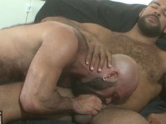 Hot Interracial vidz Muscle Bears  super Fuck at A Beach House
