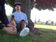 Street Thug vidz Joey Tickled