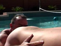 ASG suck vidz orgy by  super the pool