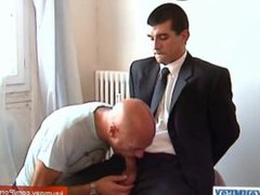 Full video: vidz A nice  super innocent str8 guy serviced his big cock by a guy!