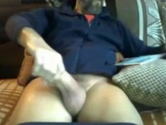 bearded with vidz a large  super dick