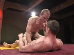 Naked Studs vidz Wrestle To  super Fuck