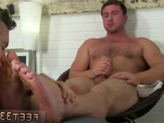 Gay bum vidz and feet  super movies first time Connor Gets Off Twice Being Worshiped
