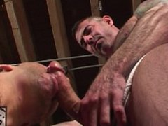Sexy Daddy vidz Fucks His  super Boy in The Sex Club