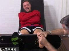 Daddy nude vidz feet gay  super Kenny Tickled In A Straight Jacket