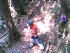 Forest stroking vidz #3