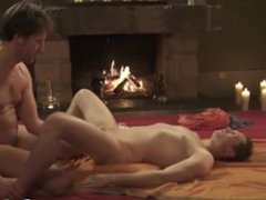 Beautiful Prostate vidz Examination and  super Massage
