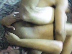 Black Rasta vidz Men Kissing