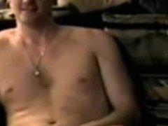 Dumb Str8 vidz Thinks He  super is Auditioning for Porn but Gets Serviced (JO, BJ, Cum)