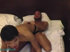 Daddy Fucks vidz an Asian  super 4