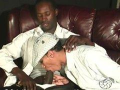 Twink latino vidz guy gets  super gangbanged by hung black men
