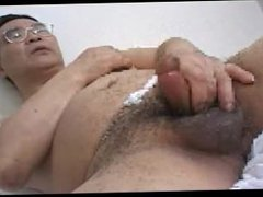 Japanese old vidz man 52