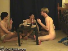 Emo gay vidz twinks seducing  super and fucking Trace and William get together with