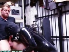 Straight men vidz have gay  super sex videos Dungeon tormentor with a gimp