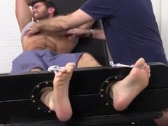 M/M feet vidz tickled