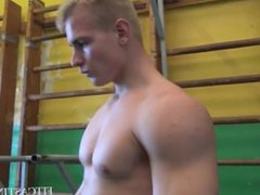 Muscular Hunk vidz Total Abs  super Showoff