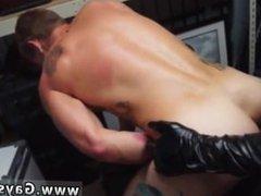Mature gay vidz men blowjobs  super full length Dungeon master with a gimp