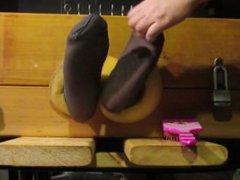 Popper Pup vidz Teaser -  super foot clip