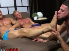 Gays feet vidz lovers movie  super and cute twink foot fetish movies Ricky Hypnotized