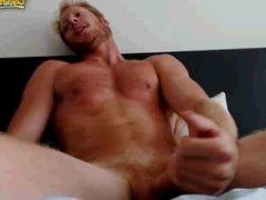 Ginger man vidz jerkoff