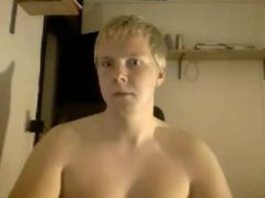 Danish 22yo vidz Blond Bi  super Boy & Livecam In Aarhus