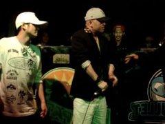 Japanese Famous vidz Rapper on  super RUB-A-DUB