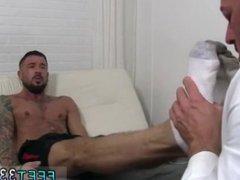 Gay green vidz eye boy  super porn Dolf's Foot Doctor Hugh Hunter