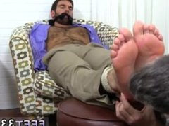 Teenage boys vidz feet video  super gay Chase LaChance Tied Up, Gagged & Foot