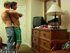 Gay twink vidz fucks his  super twin Jeremiah & Shane Hidden Undie Cam!