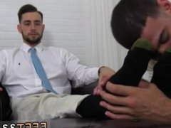 Gay sex vidz milk ass  super first time KC's New Foot & Sock Slave