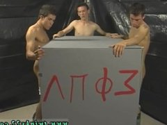 Gay twinks vidz playing full  super length This time frat-twinks Nick Angels, Braden