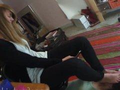 FGF roommate vidz sock worship